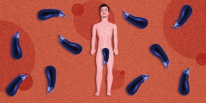 male erection