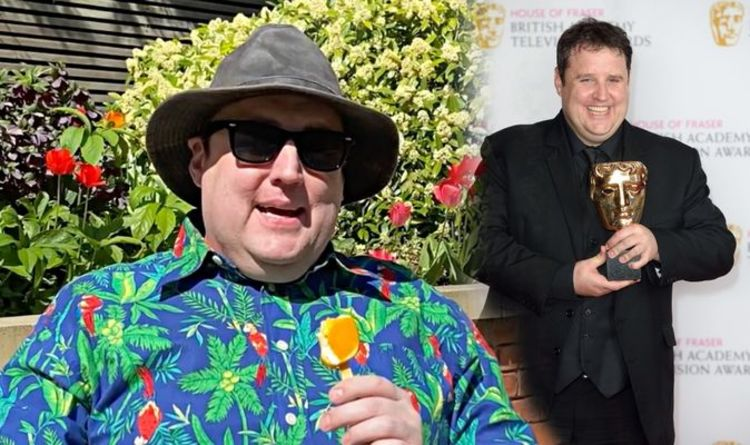 peter kay weight loss