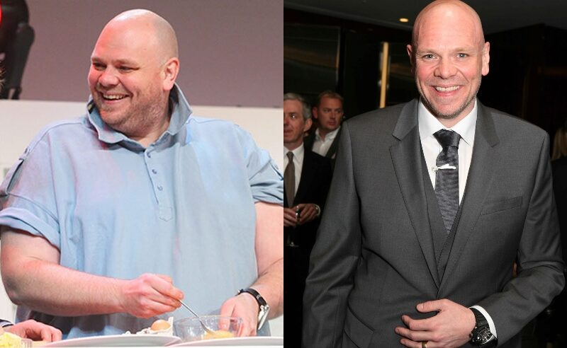 tom kerridge weight loss